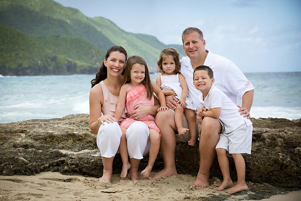 The Tortora Family