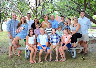 Guard Family Pics