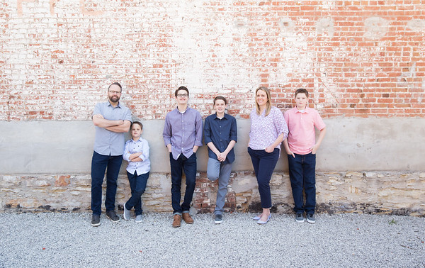 Staggs Family 04.2018