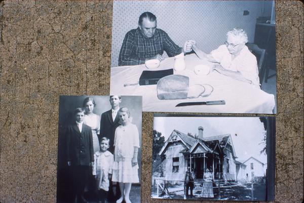 Grandma Swanson's family