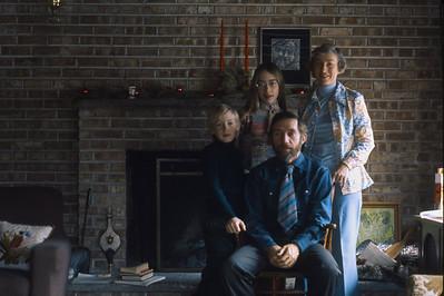 Family Portrait.  1975.