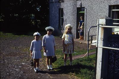 Churchbound. Ballymoney, Ireland.