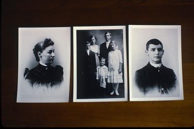 Swanson Ancestors