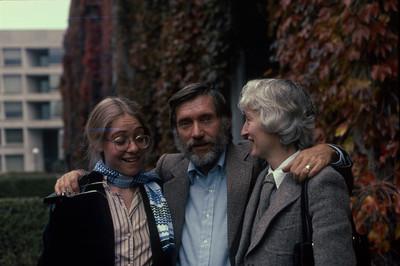 East Campus, Cambridge. 1983.