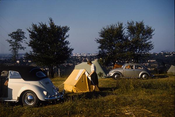 Campsite, Belgrade