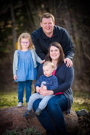 Steffensen Family