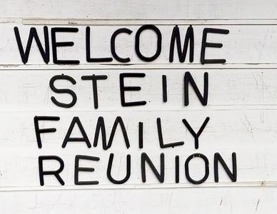 Stein Family Reunion 2015