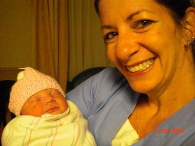 Stella Rose is born 12/28/08!!!!