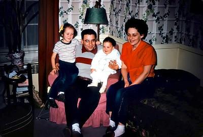 The family at Nannas