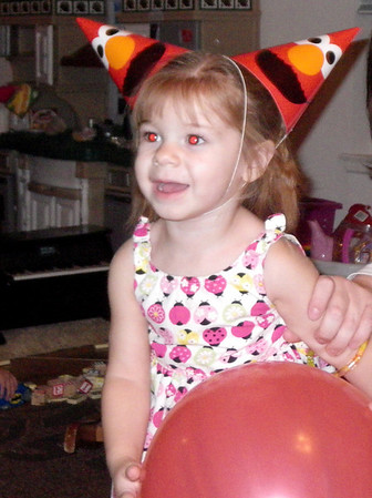 Stella's 2nd Birthday Celebration - December 19, 2010