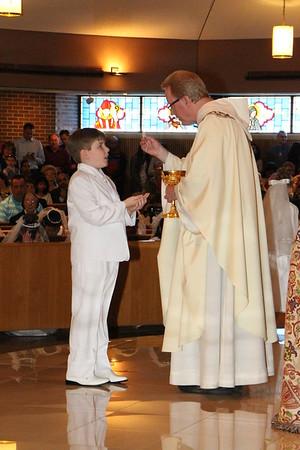 Stephen's Communion