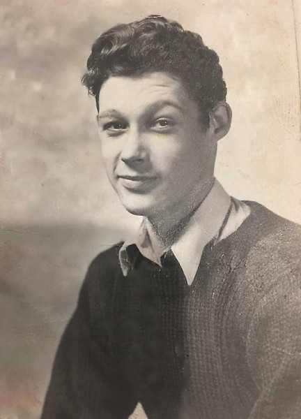 John Munsie at 16