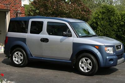 Steph's New Car