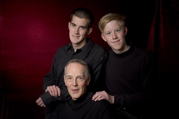 Steve, James & Andy