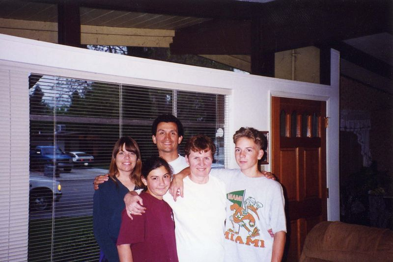 Mom and Our Family