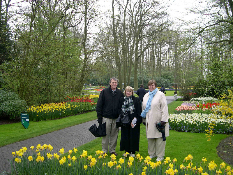 Steve, Kathy and Susan.