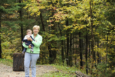 Jack and Grandma Cheryl on September 29, 2012