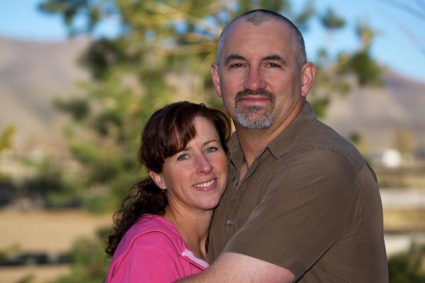 Steve and Michele