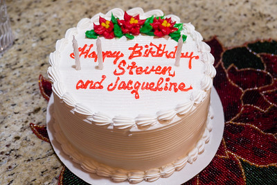 Steven and Jacqueline Birthday 2016
