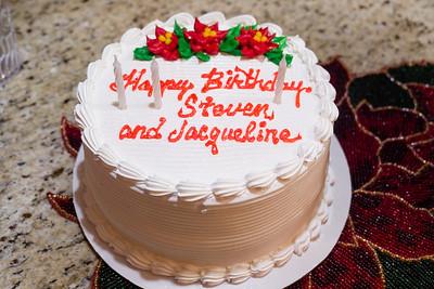 Steven and Jacqueline Birthday 2016
