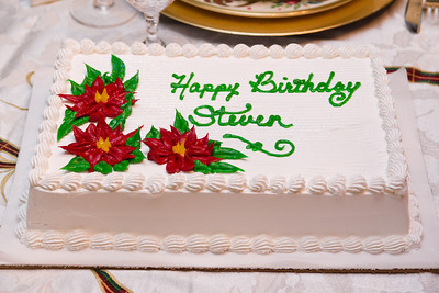 Steven's Birthday 2011