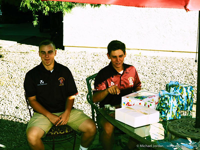 Steven's Birthday Party
