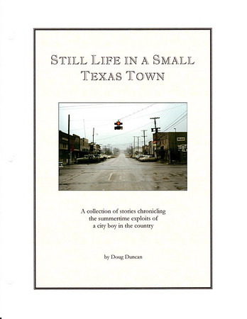 Still Life in a Small Texas Town