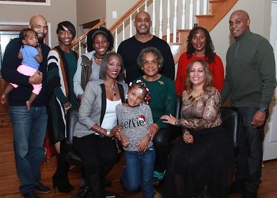 Stinson Family 2016