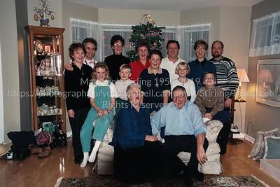 Christmas Dinner 1997