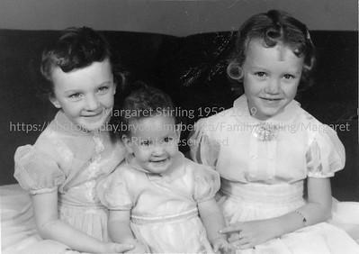 Sisters - Marg, Bev, Lynda
