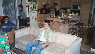 Scott's Birthday 2000