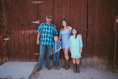 Stogden Family