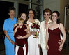 The beautiful women in Jana's family. Jan, Colleen, Emalyn, Jana, Billie, and Kristina.