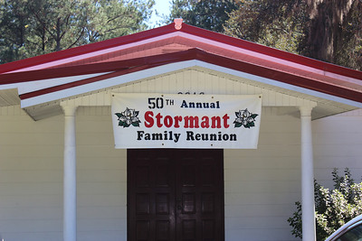Stormant Family Reunion - 2012