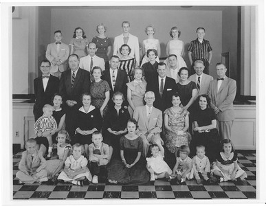 Stowers Family Lineage