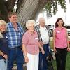 Sue Davis, Bruce Davis, Dorothy Davis Webber, George Davis, and Teri Hoffman Galloway (Hazel's family)