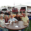 Del Strawn, Ross' Wife; Dianne (Strawn) Kenny, Ross' Daughter; Ross Strawn; Chuck Kenny, Dianne's husband; Greg Strawn