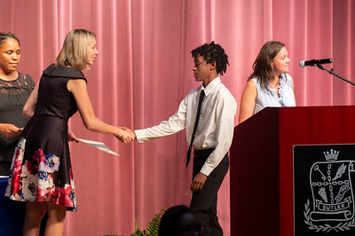 Jordan Strayhorn Graduation Crestdale Middle School 6-6-19 by Jon Strayhorn