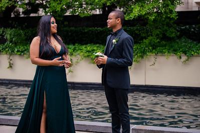 LJ & Abigail - Butler High School 2019 Prom by Joi & Jon Strayhorn