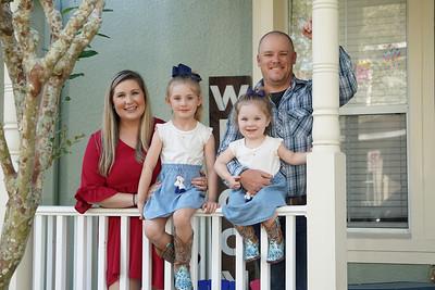 Family Porch Portraits