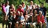 PLEASE HELP ME GET THESE NAMES RIGHT BY EMAILING CORRECTIONS: hphilipwestjr@icloud.com<br /> Front from left: Matthew Strodl with Nancy Koletty Geisler, Jon Strodl with Benjamin, Jennifer Wai-Lan Huang, Lida Huang-Strodl, Theresa Yiannaco, Anne Grant.<br /> Back from left: Evie, Luke, Jenny, and Carlie Potrzeba, Lois Strodl Brand, Samantha Brand, Oscar Strodl, Debi Strodl Capezzi, Dan Strodl, Tom Capizzi, Phil West, Dan Farrell.