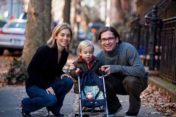 Strome Family Portraits
