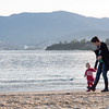 Stroll along Bellerive beach