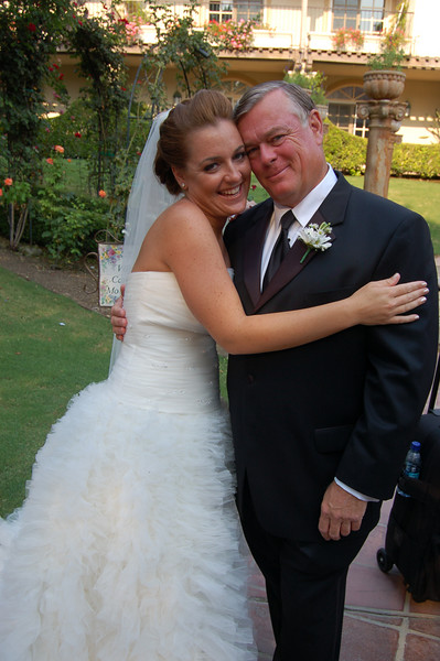 Karie and her Dad