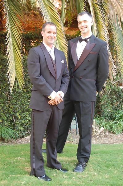 Handsome brothers... Davidson & Kitten