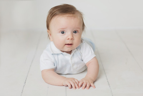 Cooper - 4 Months