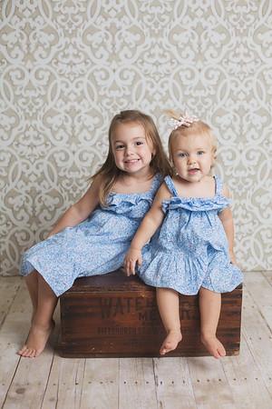 Hannah + Ella