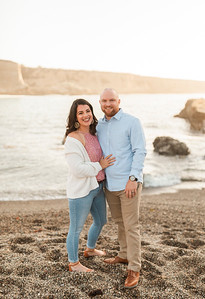 Alexandria Vail Photo anniversary Session Montana De Oro Stump 001
