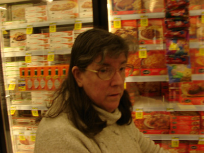 Sue Shopping  2008