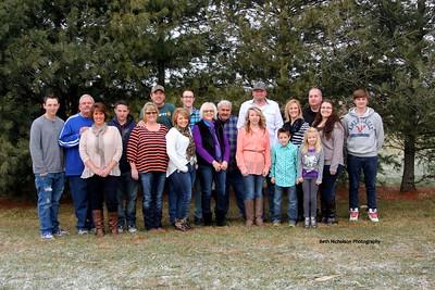 Sue Shuler Family